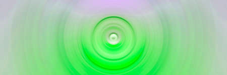 Abstract beautiful background of concentric circles. Psychedelic space background.