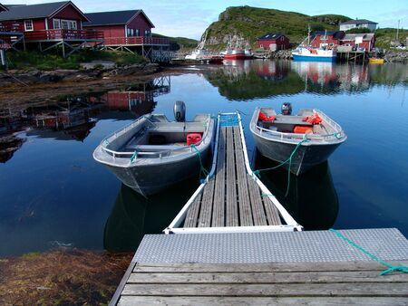 norge: Floting stage