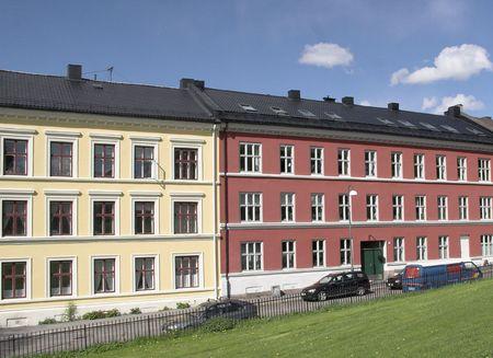 block of flats: Block of flats