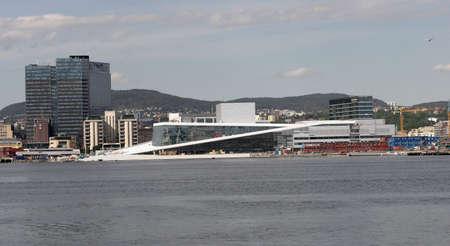 Oslo and the Opera photo