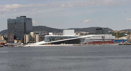 Oslo and the Opera
