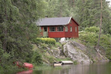 hobby hut: Cottage