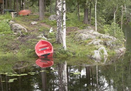 unbend: Lake