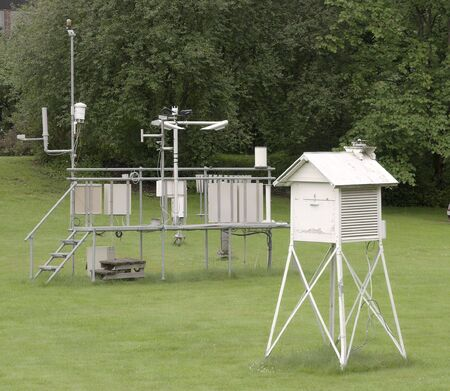pluviometro: estaci�n meteorol�gica