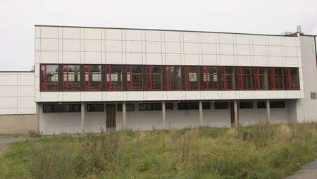 schoolhouse: Norwegian schoolhouse.