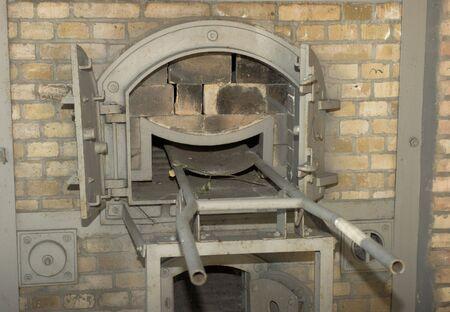 barrack: crematorium
