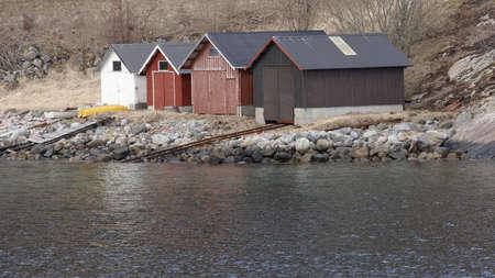 criterio: Seahouse vecchio norvegese.