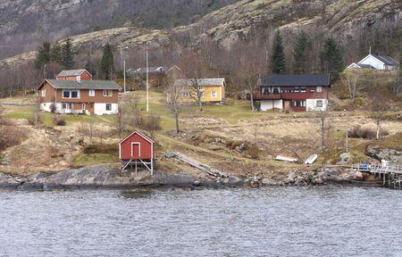 criterio: Seahouse vecchio e casa