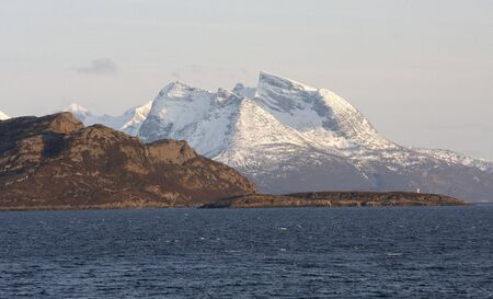 Coast landscape Stock Photo - 3108535