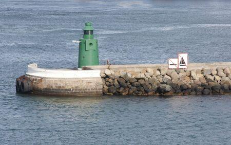 Seaward approach photo