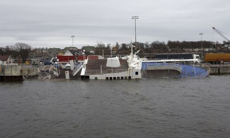 quayage: Shipwreck