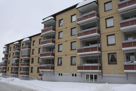 block of flats: Block of flats.