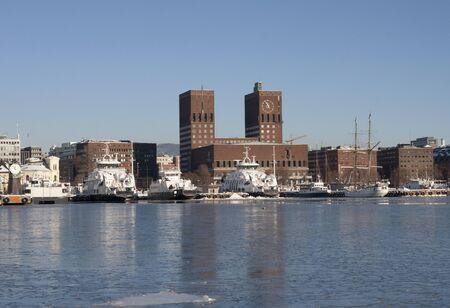Port of Oslo photo