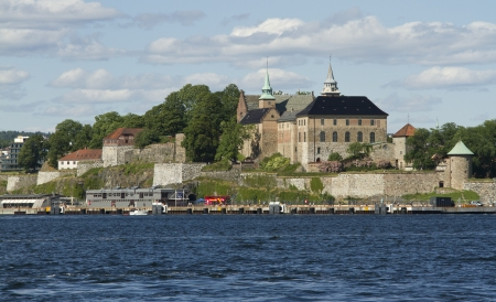 Akershus fortress, in Oslo Stock Photo - 14273329