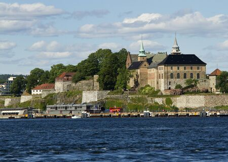 Akershus fortress, in Oslo Stock Photo - 14256591
