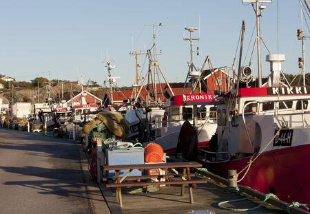 Fishermans harbor