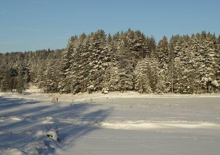ing: Norwegian winter landscape