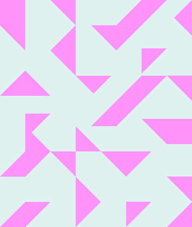 Vector geometric pattern with triangles. Modern stylish abstract background. EPS 10