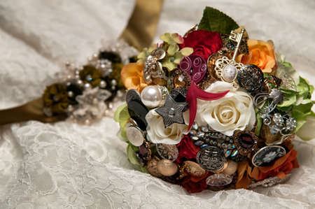 broach: The Bride\ Stock Photo