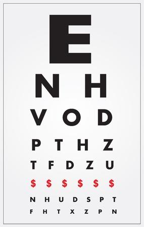 eye chart: Eye Chart