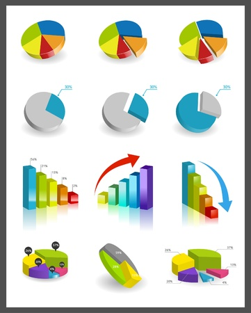 Information Graphic Chart Vector