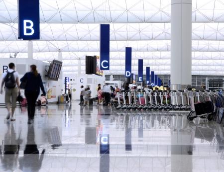Hong Kong International Airport Editorial