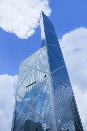 Hong Kong, China Jun 30,2014 : New Bank of China Hong Kong