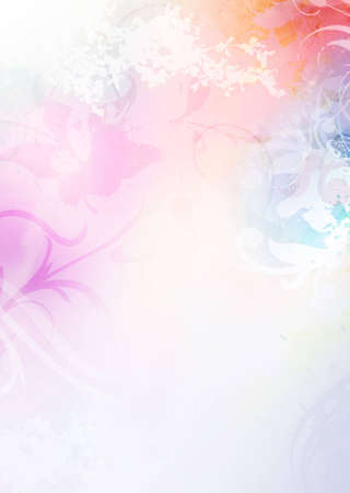 high resolution: Rainbow Color Background High Resolution Stock Photo
