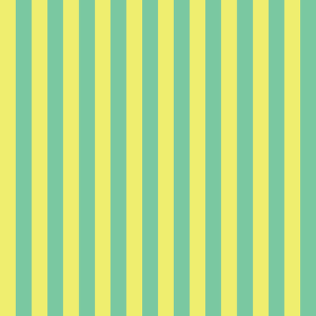 Green and yellow vertical stripes seamless pattern. Vertical striped seamless vector pattern. Great for backgrounds, fabric, packaging, and all kind of paper projects. Coordinate pattern.
