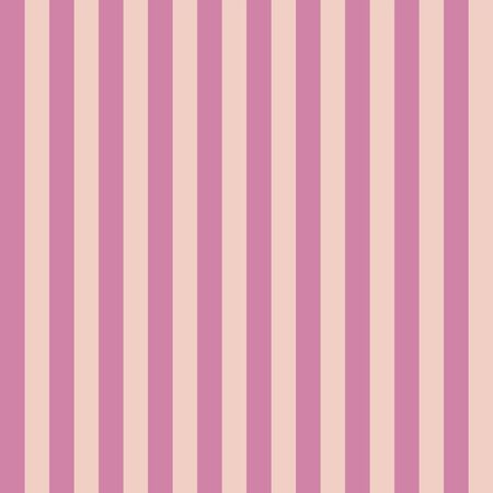 Vertical pink and purple stripes seamless vector background Stock Illustratie