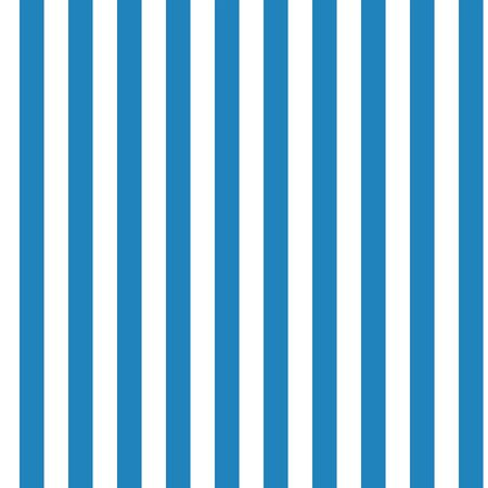Vertical blue and white stripes seamless vector background