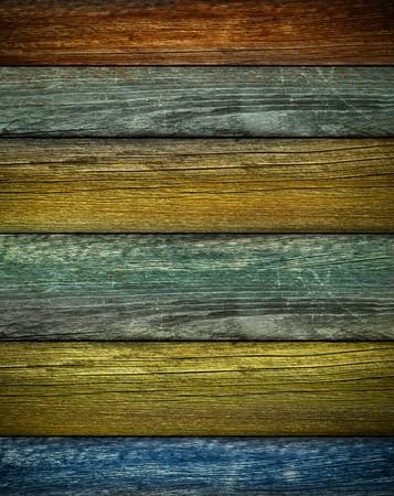 素朴な納屋ウッドの背景の色垂直