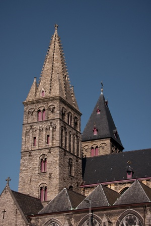 Sint-Jacobs church in Ghent Stock Photo - 11808007