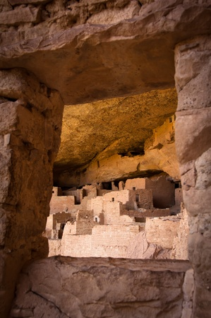 Mesa Verde National Park Stock Photo