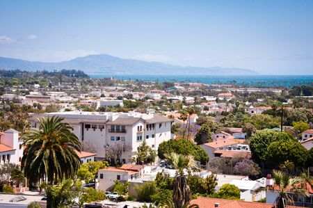 Santa Barbara Stock Photo
