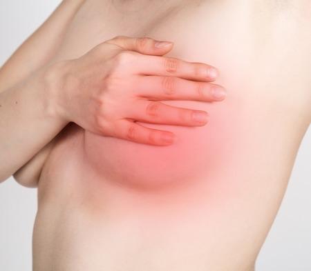 brustkrebs klumpen schmerz
