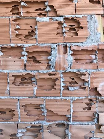 wall textures: Broken wall (2nd)
