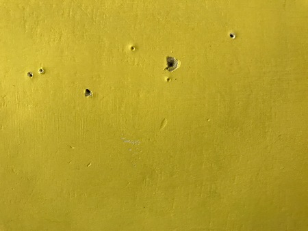 wall textures: Yellow wall and holes (6th)