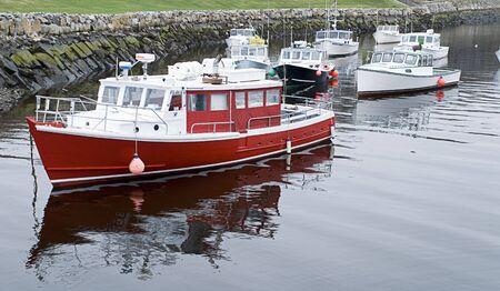 lobster boat: Fishing Fleet