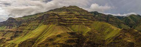 Imnaha Canyon Panorama