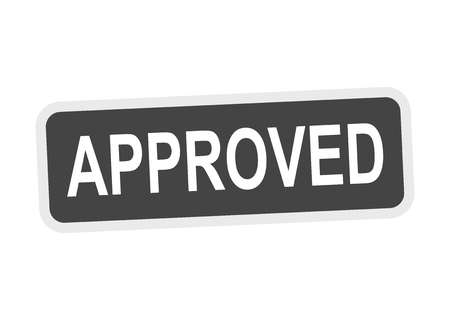 approved icon: Approved icon.