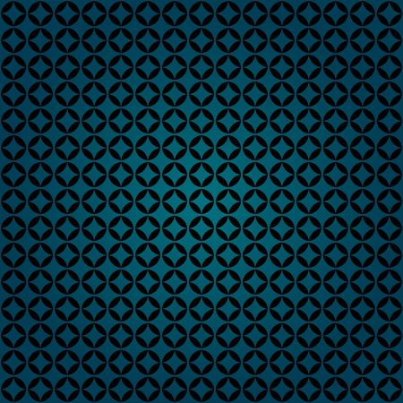 Abstract geometric pattern. Dark blue style pattern