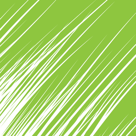 Silhouette of grass isolated on green background. Vector illustration.