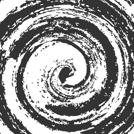 Spiral blots vector Illustration. Abstract swirl tornado form. Swirl background. Иллюстрация