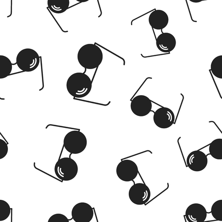 Sunglasses pattern  イラスト・ベクター素材