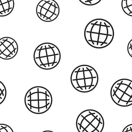 Choose or change language icon seamless pattern background.