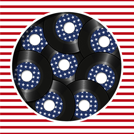 melodious: American music