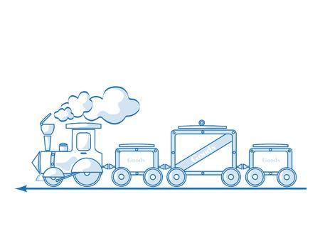 barter: locomotive