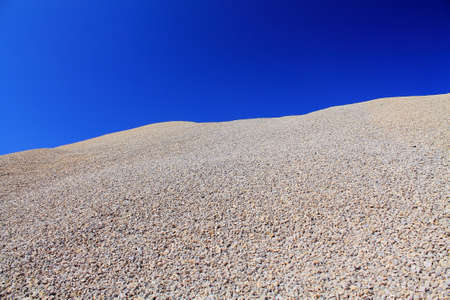 gravel: gravel fraction