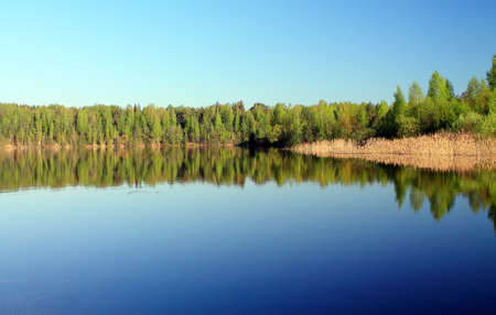 reflection: reflection on water